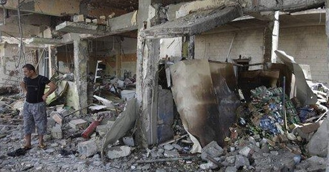 US review finds Iraq deadlier now than a year ago