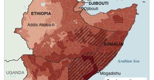 Street battles in Somali capital amid famine help