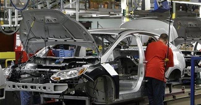 AP Sources: Parts problem hurts Ford Focus sales