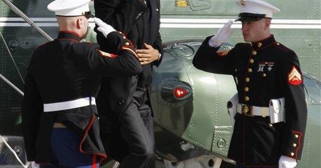 AP-GfK Poll: Obama popular but doubts on progress
