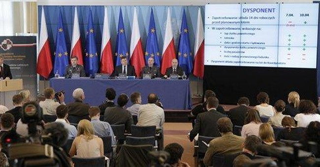 Poland: Russians made mistakes in 2010 plane crash