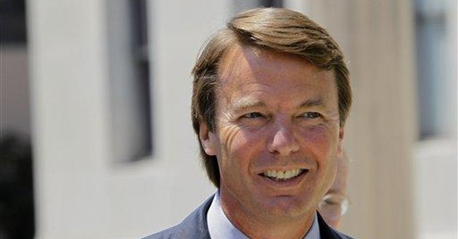 Tangled John Edwards cases prompt delay in trial