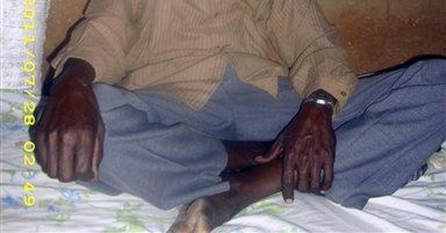 Somali man recalls horrors of fleeing famine