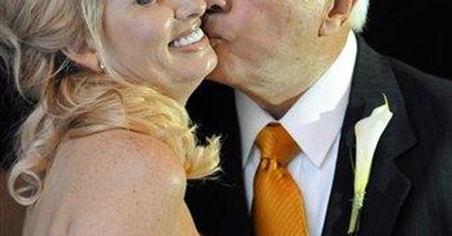 Ex-La. gov, 83, marries 32-year-old prison pen pal