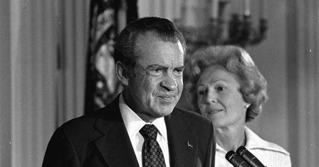 Judge: Time to unseal Nixon's Watergate testimony