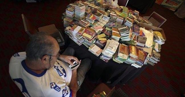 Lottery ticket collectors eye keepsakes, not money