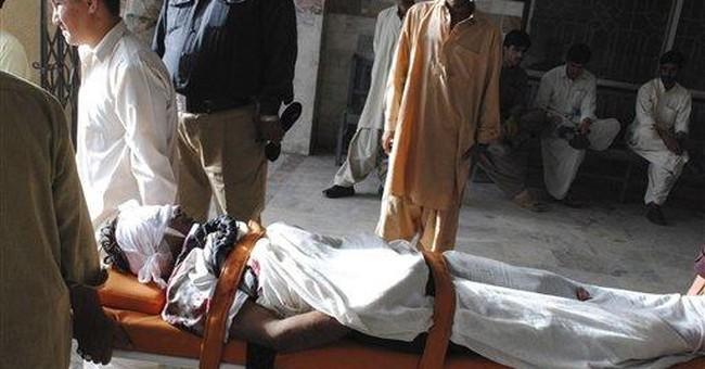 Gunmen kill 11 Shiite Muslims in SW Pakistan