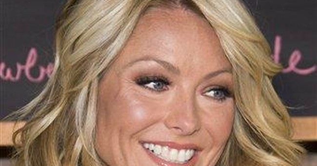 Stars aim for bargains at NY charity-fashion event