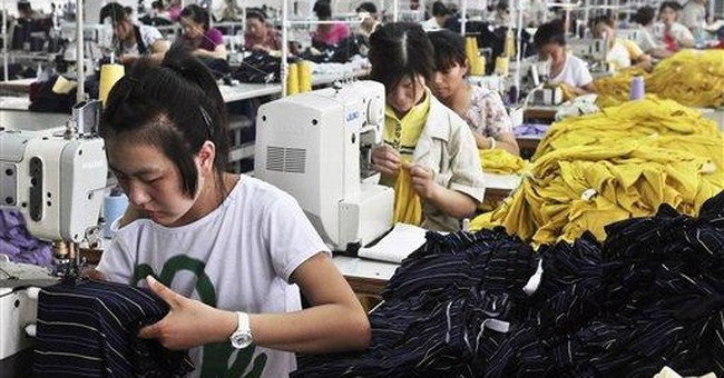 China manufacturing slows further in July