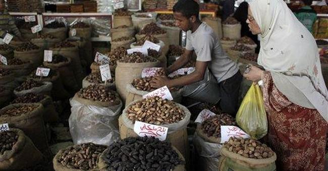 Arab unrest, high food prices cast pall on Ramadan