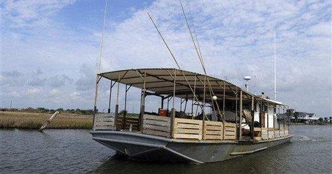 Texas Gulf oysters suffering in the drought
