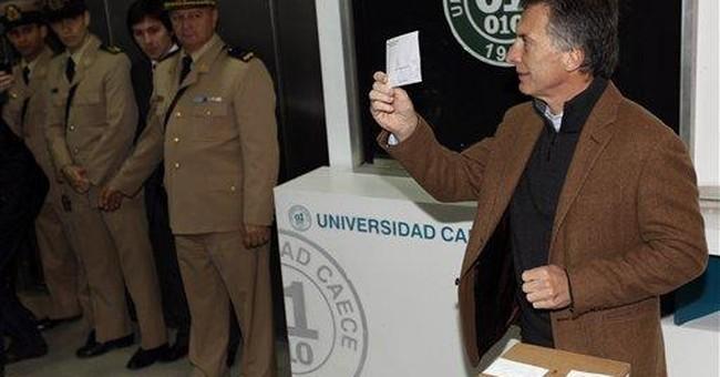Landslide re-election win for Buenos Aires mayor