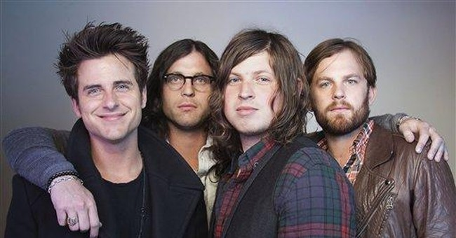 Kings of Leon vow to redo 'too hot' Dallas show