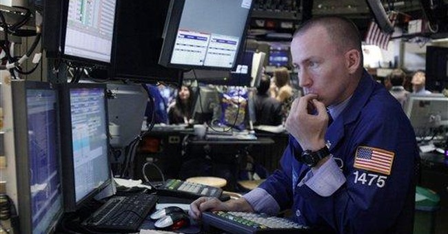 Stocks now down for year as economic concerns grow