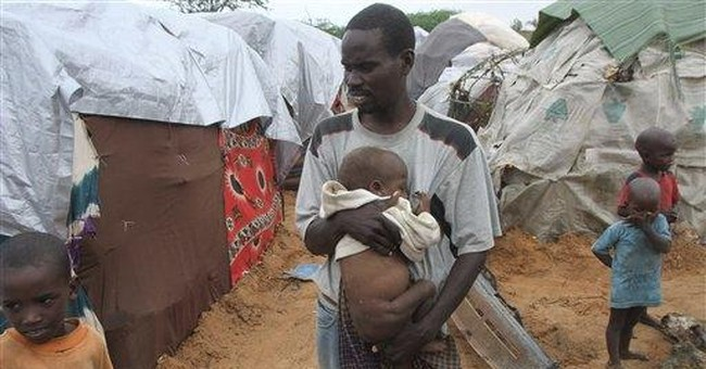 Somali refugees: No food to break Ramadan fast