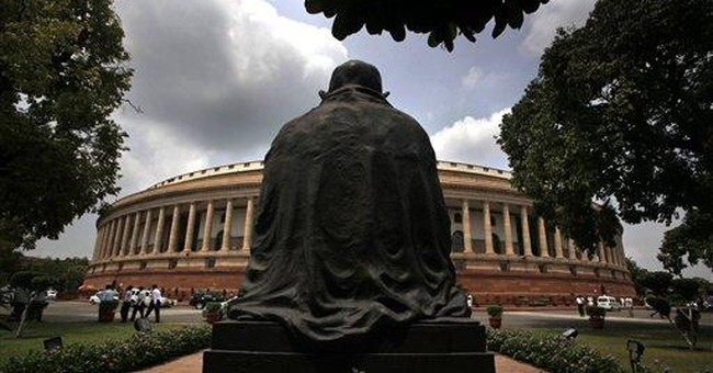 India Parliament adjourns amid opposition anger