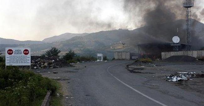 AP Interview: Kosovo PM backs drive for north