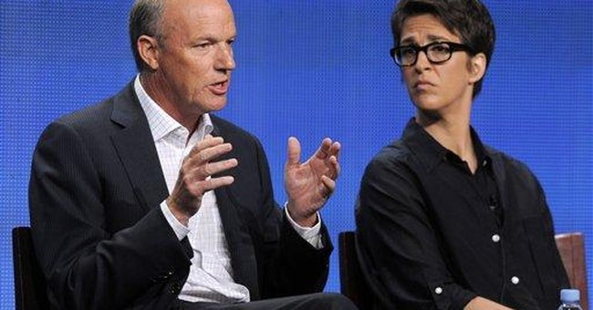 MSNBC chief lauds Sharpton but no job offer yet
