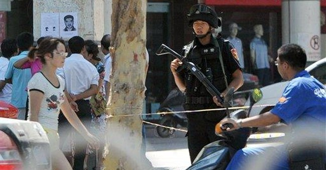 Security heavy in west China city hit by attacks