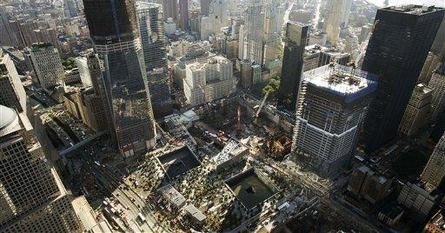 WTC owner: Memorial construction unhurt by walkout