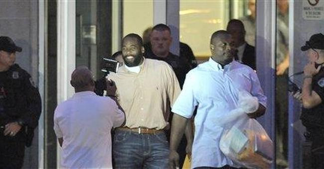 Ex-Detroit mayor freed after 14 months in prison
