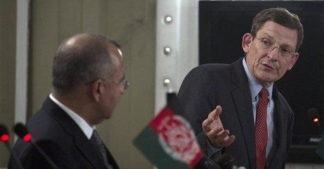 Afghan official: Peace depends on Pakistan