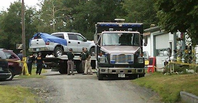 Stepdad's pickup taken from home of dead NH girl