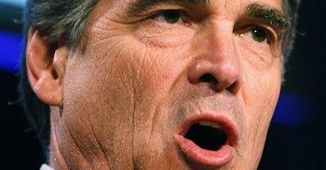 Texas Gov. Perry's day of prayer shadows 2012 bid