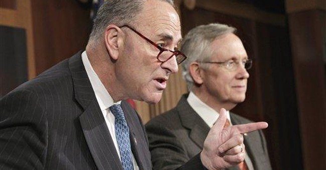 Reid: Compromise in hand to reopen FAA