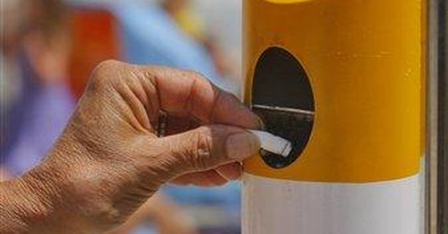 French beach goes butt-less with smoking ban