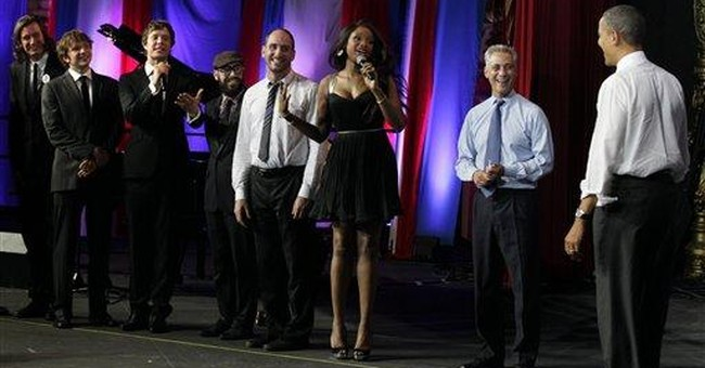 Obama hits campaign trail with Chicago fundraisers