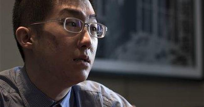 Chinese citizen activist latest free speech cause