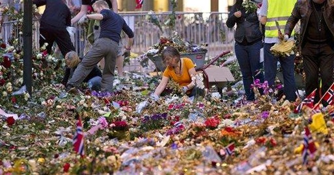 Massacre forces new look at security in Europe