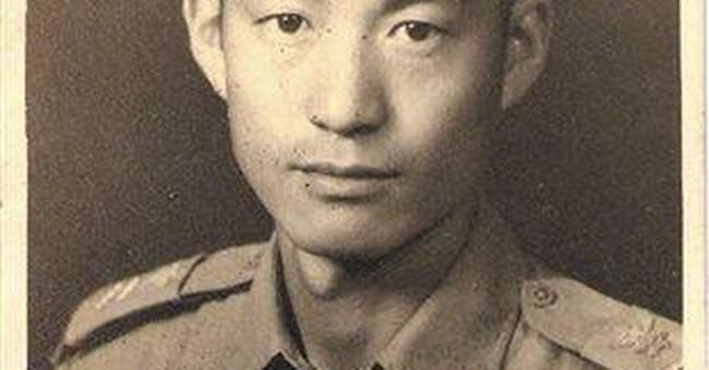 Taiwanese veteran is witness to century of change