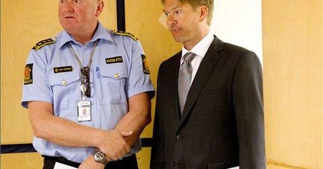Prosecutor: Norway killer holding back info