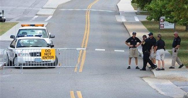 Va. Tech lockdown recalls 2007 shooting spree