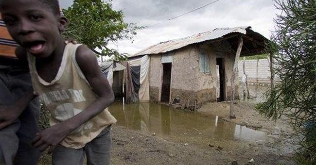 Tropical Storm Emily kills 1 in Haiti, 3 in DR