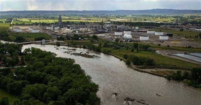 Tests: Most toxic Mont. spill compounds dissipated