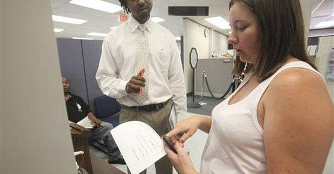 Unemployment aid applications tick down to 400K