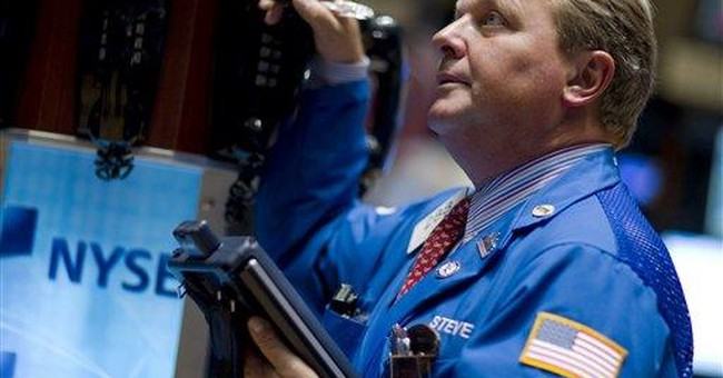 Dow average plunges 513, worst drop since 2008