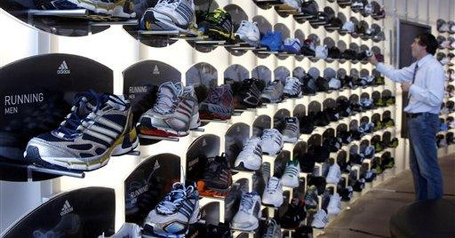 Adidas Q2 net rises to $200 million