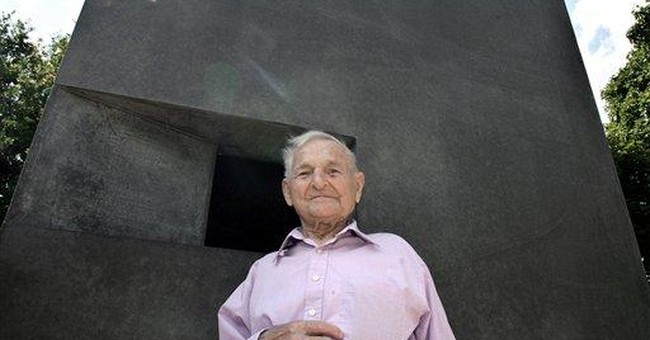 Man interned for homosexuality by Nazis dies at 98