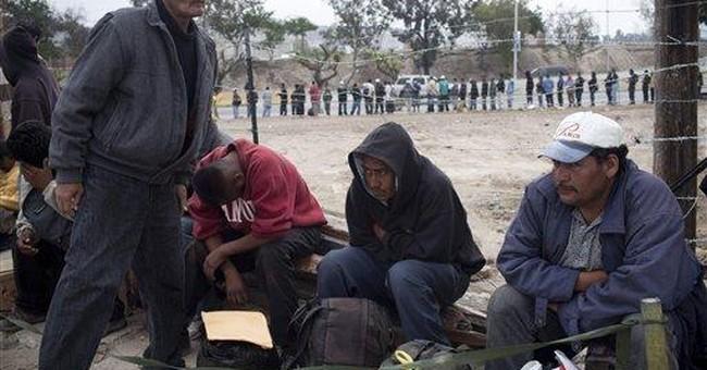 In Tijuana, deported migrants struggle to survive