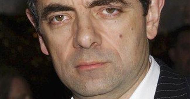 TV's Mr Bean leaves UK hospital after car crash