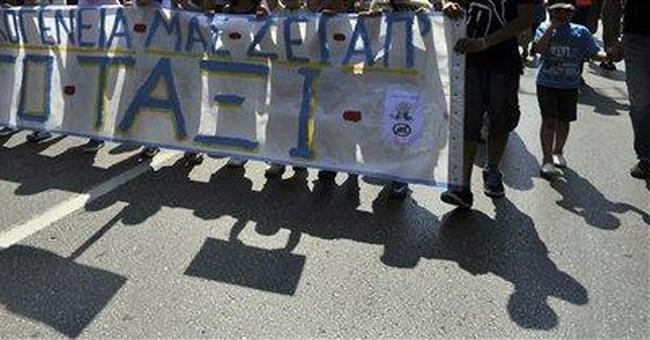 Greece: Taxi strike ends after blockades