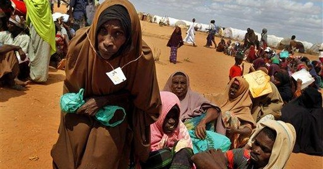 Fight for food in Mogadishu leaves 7 dead