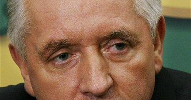 Polish populist Andrzej Lepper found dead at 57