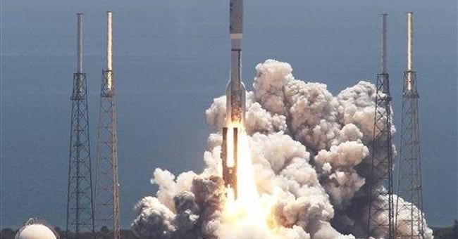 NASA spacecraft begins 5-year trip to Jupiter