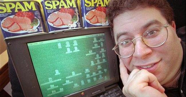 Las Vegas man accused of mass spamming on Facebook