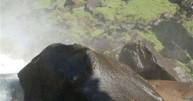 Rangers find Yosemite falls victim's body